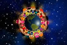 国际儿童节主题素材高清图片