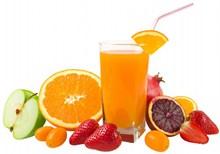 鲜榨水果汁图片