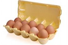 一盒新鲜鸡蛋高清图