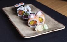 日本海鲜寿司 日本海鲜寿司大全高清图片
