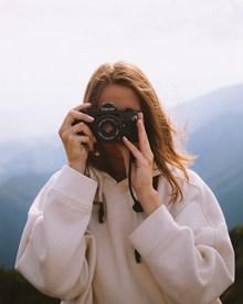 拍照女生生活照 拍照女生生活照大全图片大全