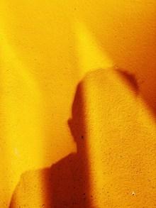 黄色磨砂墙壁背景图片大全