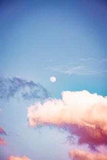 蓝天白云唯美风景精美图片