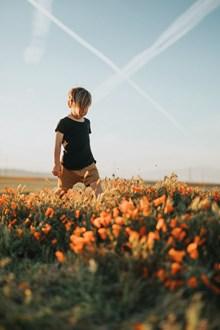 外国小正太儿童写真图片大全