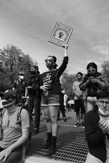 街头示威游行素材图片大全