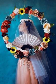 日系新娘手办高清图