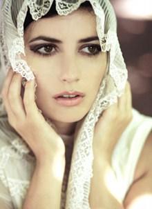 MM131美女婚纱高清图片