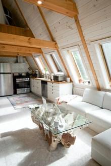 白色家居厨房精美图片