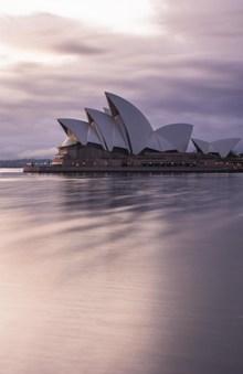 悉尼歌剧院素材高清图片