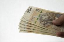 200欧元纸币图片素材