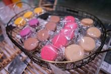 精致马卡龙甜点图片下载