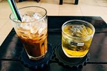 冰镇咖啡饮品图片素材