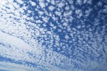 空中白云精美图片