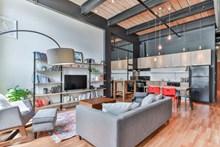 小型家居客厅图片素材