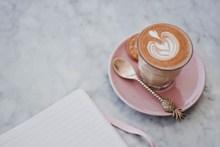 咖啡拉花素材图片素材