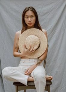 日本女性人体艺术图片素材