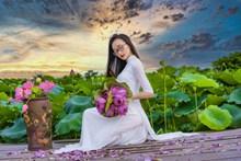 越南美女风景高清图