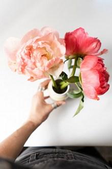 花瓶插花图片大全
