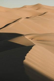 连绵不绝的沙漠图片下载