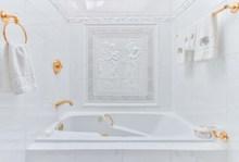 白色洗漱池图片