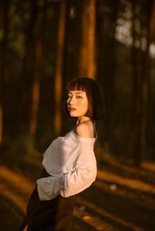 东方风韵美女人体模特图片