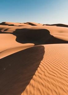 荒芜沙漠图片大全