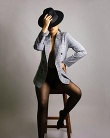 长腿丝袜高清美女精美图片