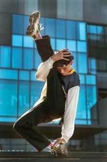 街头街舞帅哥精美图片