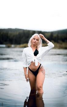 欧美泳装性感美女高清图片