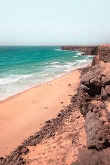 蓝色海岸风景图片大全