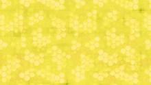 黄色多边几何背景图片下载