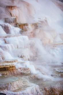 冰雪岩石图片素材