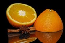 多汁鲜橙图片大全