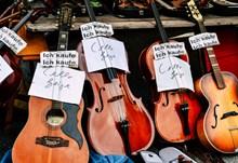 小提琴乐器高清图