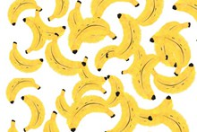 香蕉水果背景高清图