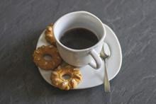 咖啡茶点高清图片