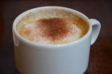 卡布奇诺咖啡饮品图片