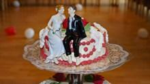 定制婚庆蛋糕图片