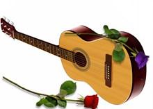 全新乐器吉他图片下载