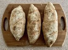 自制烘焙杂粮面包图片