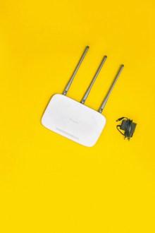 wifi路由器图片素材