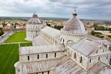 意大利比萨大教堂精美图片