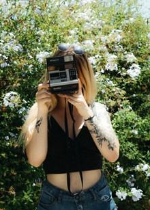 美女摄影拍照图片大全