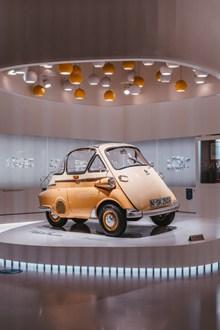 复古汽车模型图片素材