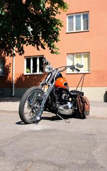 霸气摩托车图片