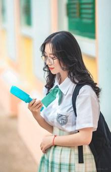 日韩校服美女高清图