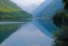 湖泊山水风景图片下载