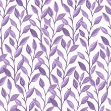紫色花藤平铺背景图片