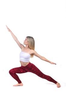形体瑜伽图片