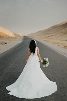 唯美新娘婚纱旅拍图片下载
